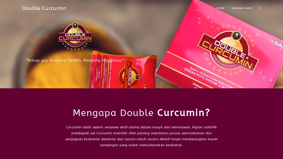 ADC Double Curcumin